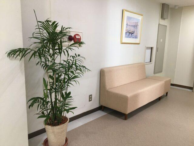 廊下・待合スペース